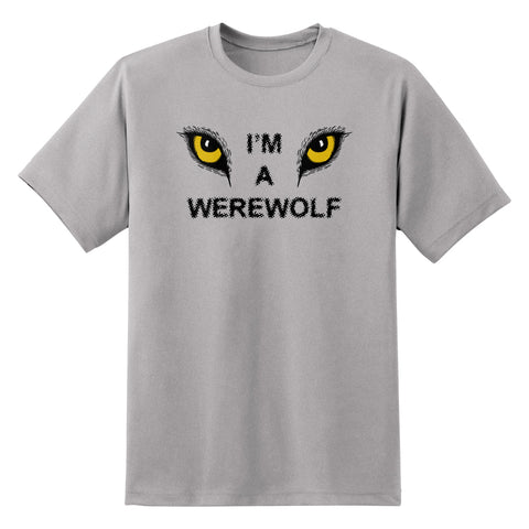 I'm A Werewolf Unisex T-Shirt by Sexy Hackers