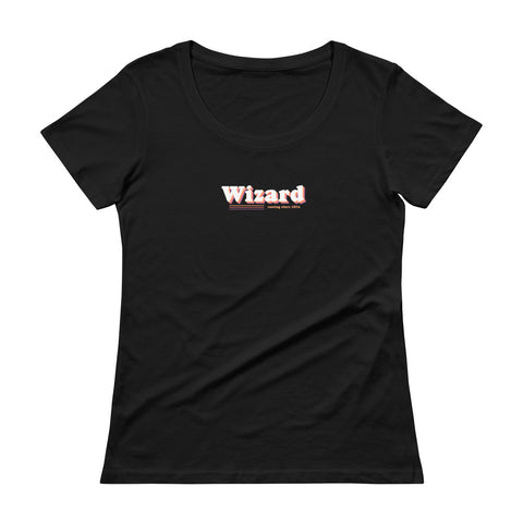 Wizard Women's Scoopneck T-shirt