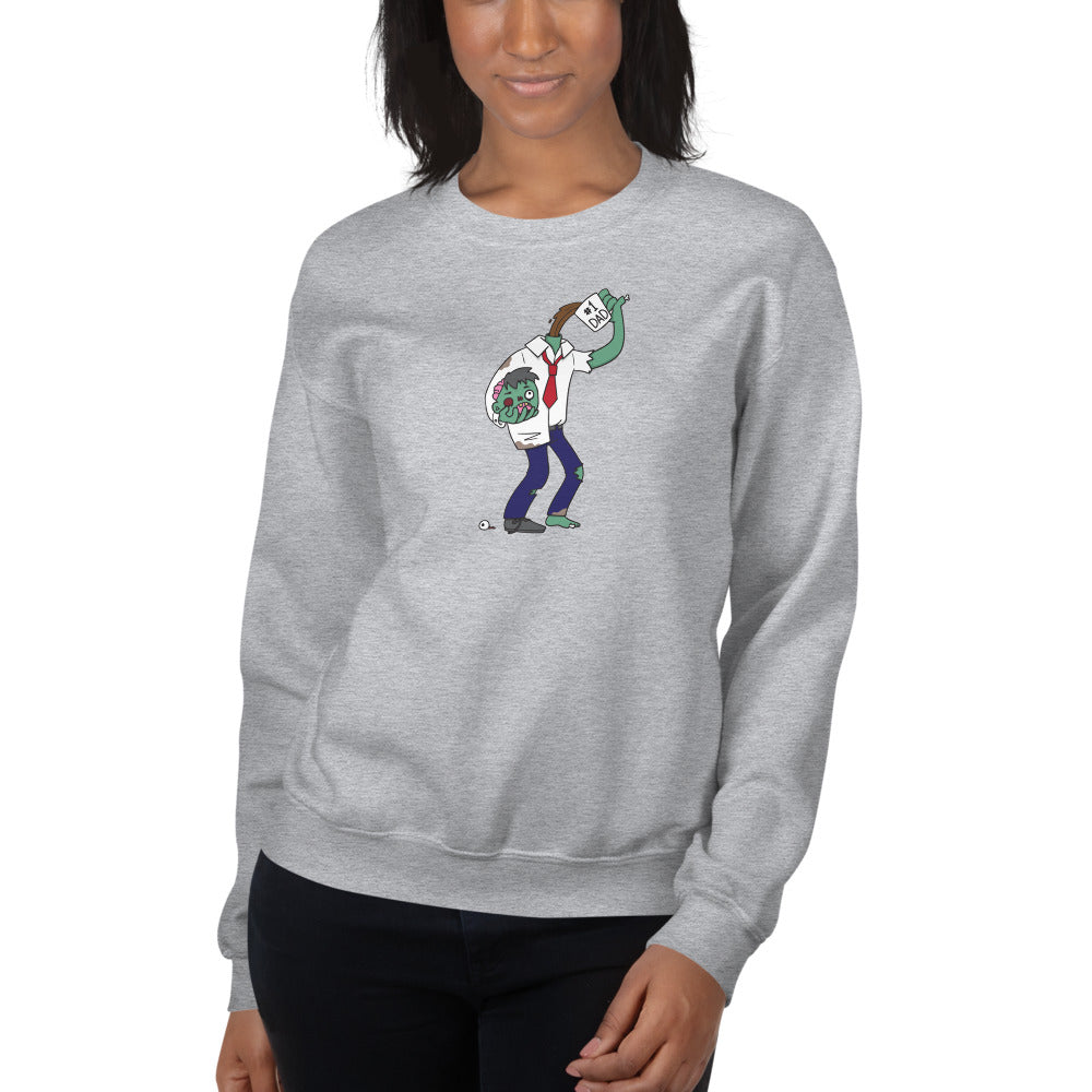 Zombie Coffee Unisex Sweatshirts