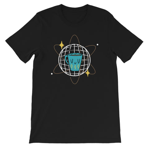 Atomic Coffee Unisex T-shirt