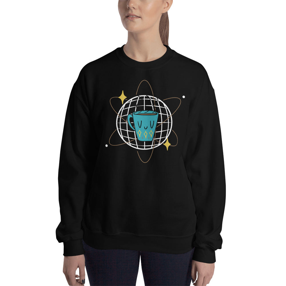 Atomic Coffee Unisex Sweatshirts