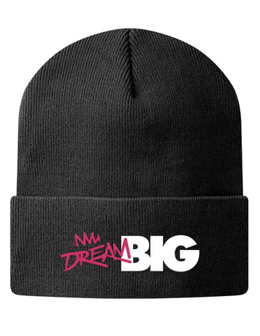 Knit Beanie - Dream Big