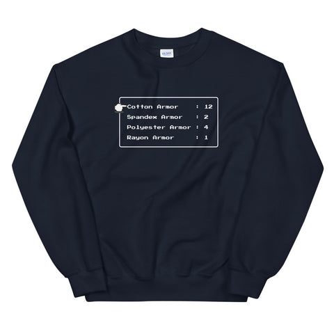 Cotton Armor Unisex Sweatshirts