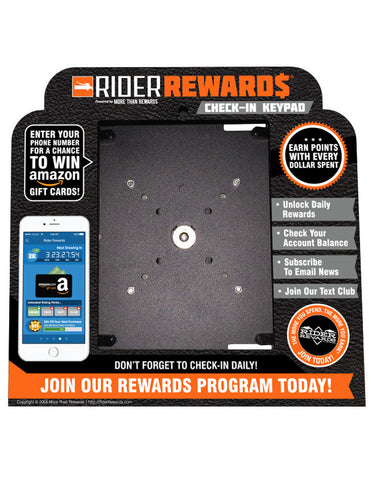 Rider Rewards <br> Self Install Kit