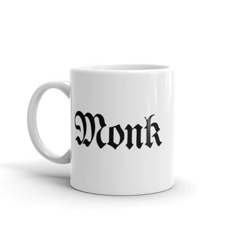 Monk RPG Coffee Mug