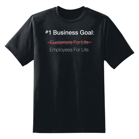 # 1 Business Goal: Employees for Life