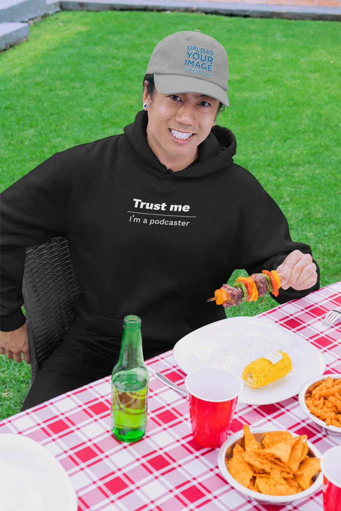 Trust Me I'm a Podcaster Unisex Hoodies