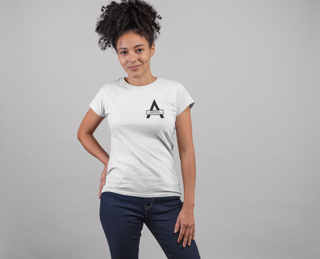 Arkham Mental Health Ladies Ultra Cotton T-shirt