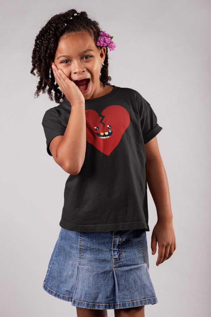 HeartBreak Kid Youth Princess T-shirt