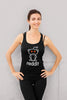 The Ultimate Reading Robot Logo Tank-top