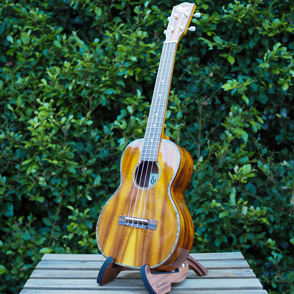 Ohana Limited Edition All Solid Koa Ukulele