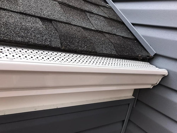 waterlock gutter protection specifications