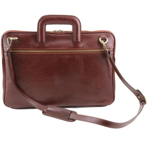 Leather Document Case Caserta
