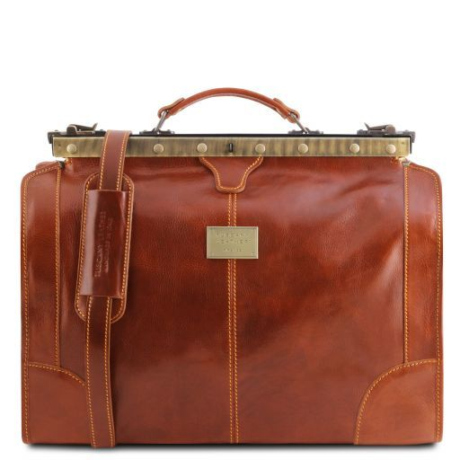 Gladstone Leather Bag - Small size