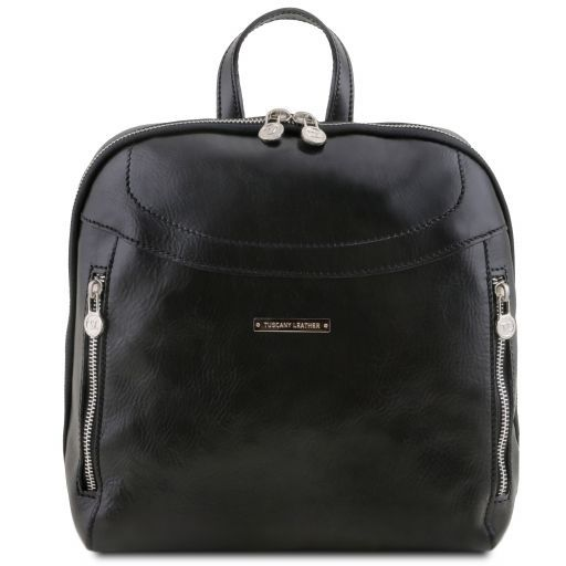 Leather Backpack Bag MANILA