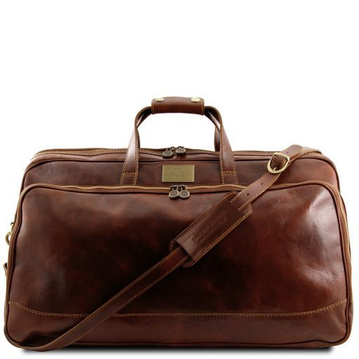 Trolley leather bag BORA BORA - Large size