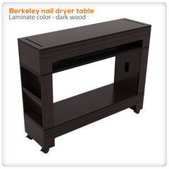 Berkeley nail dryer table