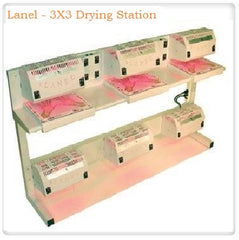 Lanel - 3X3 Drying Station