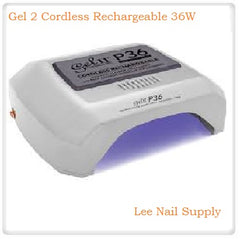 Gel 2 Cordless Rechargeable 36W