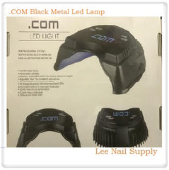 .COM Black Metal Led Lamp