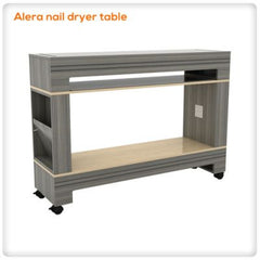 Alera nail dryer table