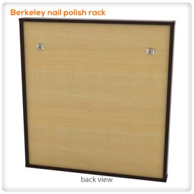 Berkeley nail polish rack