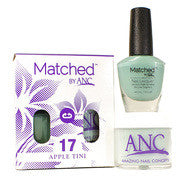 #17 Apple Tini Polish and Powder Combo