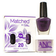 #20 Deep Purple Polish & Powder Combo