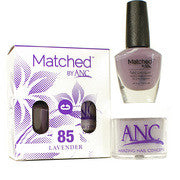 #85 Heather Polish and Powder Combo
