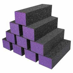 Dixon- Purple Buffer Black Grit Premium 3-Way