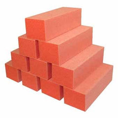 DIXON-Orange Buffer 100/180 3-Way White Grit. 500/Box