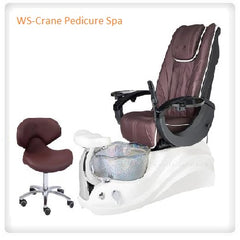 Whale Spa - WS-Crane Pedicure Spa Chair
