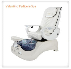 Whale Spa -  Valentino Pedicure Spa Chair