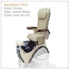 Spa Model: T-815 - Pedicure Spa Chair