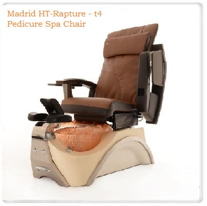 Madrid HT-Rapture - Pedicure Spa Chair