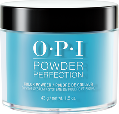 OPI DIPPING COLOR POWDERS - #DPE75 CAN'T FIND MY CZECHBOOK 1.5 OZ