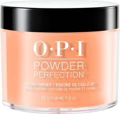 OPI DIPPING COLOR POWDERS - #DPN58 CRAWFISHIN' FOR A COMPLIMENT 1.5 OZ