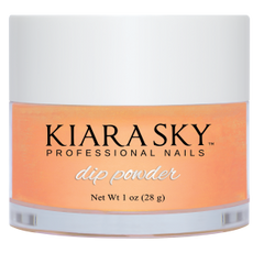 KIARA SKY Dip Powder – Son Of A Peach – D418