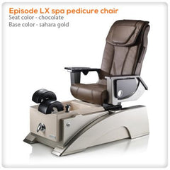 Episode LX Pedicure Spa Chair