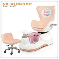 Kids II spa pedicure chair