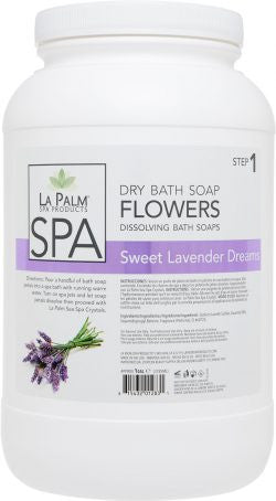 Bath Flowers Sweet Lavender Dreams