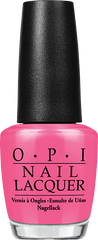OPI Nail Lacquer - Strawberry Margarita 0.5 oz - #NLM23