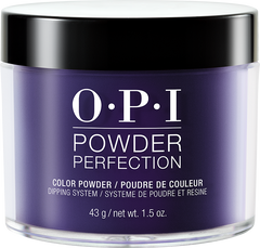 OPI DIPPING COLOR POWDERS - #DPB61 OPI INK 1.5 OZ