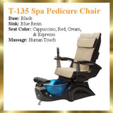 T-SPA.     T-135-HT SPA PEDICURE CHAIR