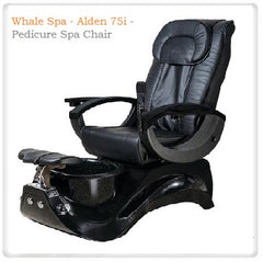 Whale Spa - Alden 75i -Pedicure Spa Chair