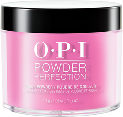 OPI DIPPING COLOR POWDERS - #DPF80 TWO-TIMING THE ZONES 1.5 OZ