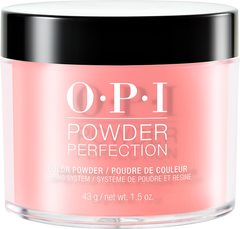OPI DIPPING COLOR POWDERS - #DPL17 YOU'VE GOT NATA ON ME 1.5 OZ