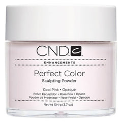 Acrylic Powder - CND Perfect Color Sculpting Powder Cool Pink - Sheer