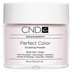 Acrylic Powder - CND Powder Blush Pink - Sheer