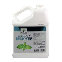 Callus Treatments - La Palm Callus Remover Spearmint Eucalyptus - Gallon